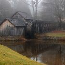 Mabry Mill by Sandy Woolard