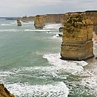 Great Ocean Road, Victoria - Twelve Apostles by TonyCrehan