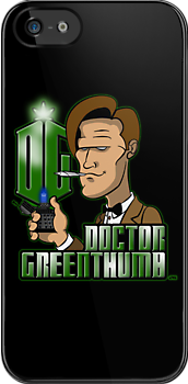Doctor Greenthumb by jayveezed