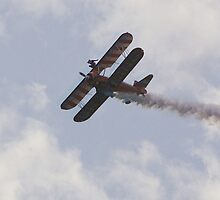 Airshow Windernere, Cumbria,Uk by davidautef