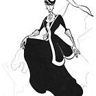 Edwardian Huntress by bevismusson