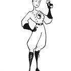 Edwardian Lady Blackhawk by bevismusson