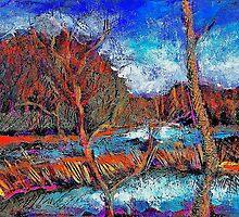 The Beaver Dam by ivDAnu