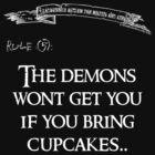 deadbunneh asylum - the demons won't get you if you bring cupcakes by deadbunneh _