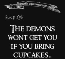 deadbunneh asylum - the demons won't get you if you bring cupcakes by deadbunneh _