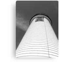 Newburyport Lighthouse 2 Canvas Print