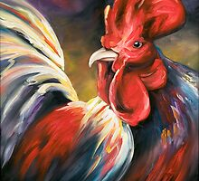 Color Me Poultry by Dixie Rogers