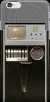 23rd-Century Device (circa 1966) by ubiquitoid