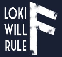 Loki will rule.  by nimbusnought