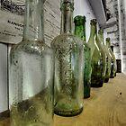 Green Bottles by Moey