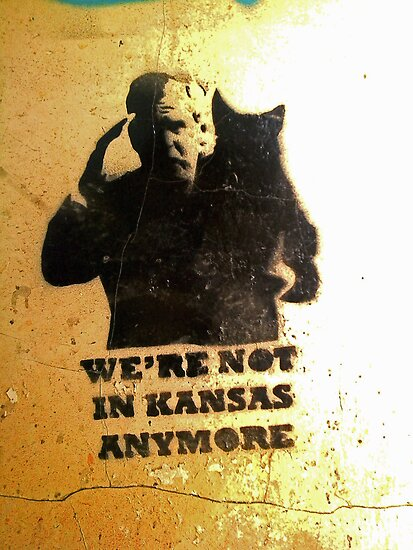 Kansas by urbanmonk