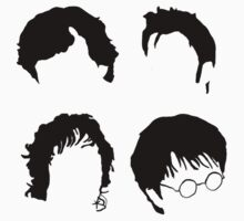 Doctor Who+Sherlock+LoTR+Harry Potter FOR LIGHT COLOURS by RhiannaG