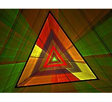 The Eye Of Providence Photographic Print