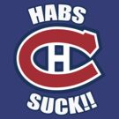 Habs suck!! (English version) by marinasinger