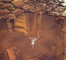 Puddle of St Martin by Luke Griffin