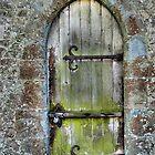 The Locked Door by JEZ22