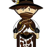 "Cute ""Wild West' Cowboy Sheriff by MurphyCreative"