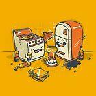 My Drunk Kitchen by walmazan