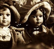 dolls VI by ARTistCyberello