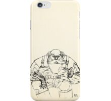 The Fisherman iPhone Case/Skin