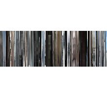 Moviebarcode: Curling (2010) Photographic Print