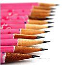 Pencils by Robin Lee