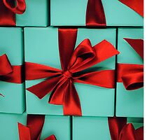 Tiffany's Boxes by Robin Lee