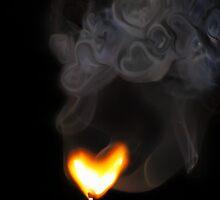 Flames of Love by Viktor Bors