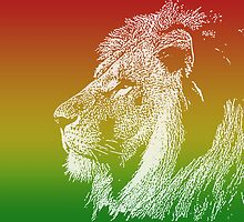 Mighty Cat iCASE - Rasta by HighDesign