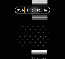 Transistor Radio - 70's Black by ubiquitoid
