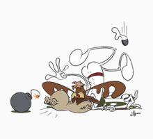 Danger Moose by Monkeymagic2000
