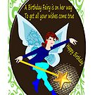 A Birthday Fairy ( 590 Views) by aldona