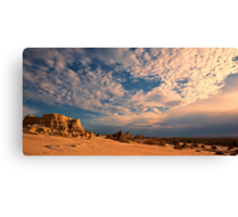 Mungo Madness - Mungo NP, NSW Canvas Print