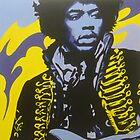 Jimi Hendrix Retro Funk by thepurposemaker
