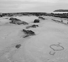 I love you (h) by Andrew Bourke
