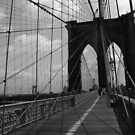 Brooklyn Bridge by lizzieskinner