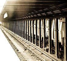 On The Tracks by WishboneJosh