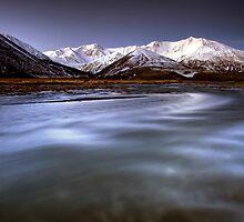 Lost Mountains by Michael Treloar