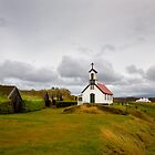 The Church at Keldur by rwyoungimages