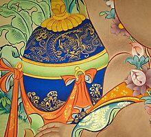 tibetan art. india by tim buckley   bodhiimages