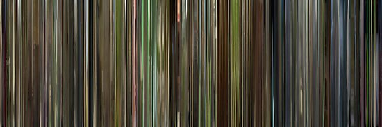Moviebarcode: Son of Rambow (2007) by moviebarcode