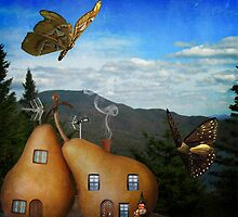 What The Butterflies Saw by Rookwood Studio ©