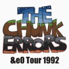 The Chunk Errors Tour Shirt - Clean by TheGreys