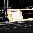 Forgotten Door by KatillacPhotos