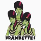 Frankettes by Anne Cobai