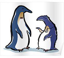 penguin lifestyles Poster
