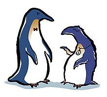 penguin lifestyles Photographic Print