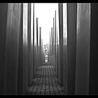 Inside the Holocaust Memorial by Tim Topping
