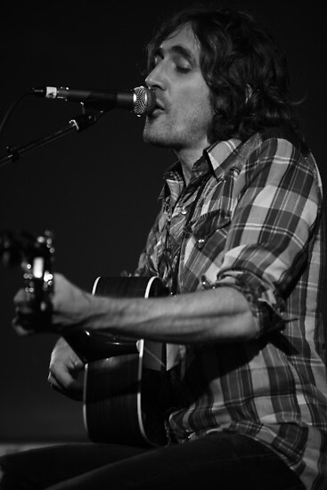 Gareth Liddiard by david gilliver