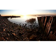 Good Morning Cove Photographic Print